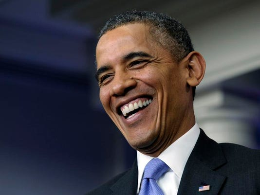 Obama New Year