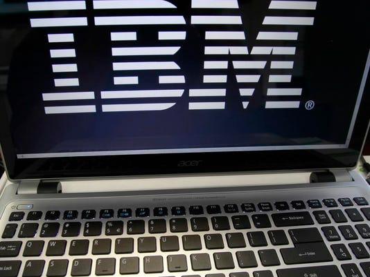 IBM Earns