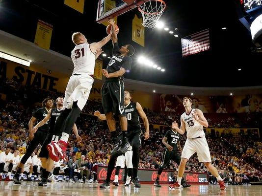 Colorado Arizona St Basketball (2)