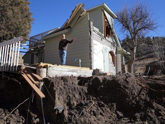 Colorado Flooding Property Taxes
