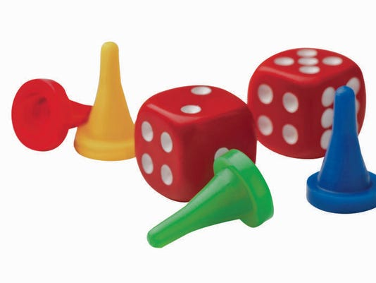 STC 1223 Game Pieces