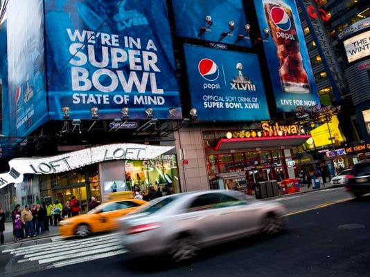 Super Bowl 2014 Countdown