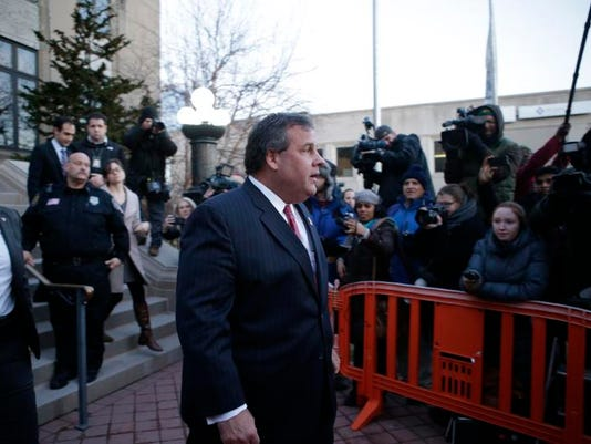 Christie Traffic Jams Mayor