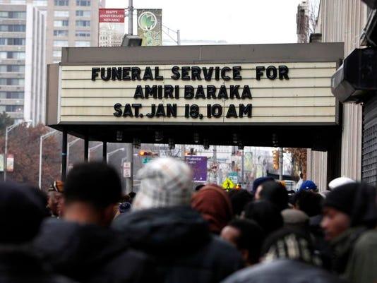 Amiri Baraka Funeral
