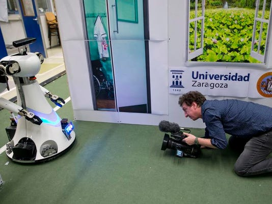 Netherlands Robots