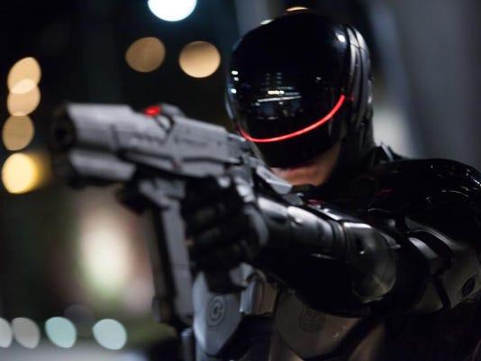 Film Review Robocop