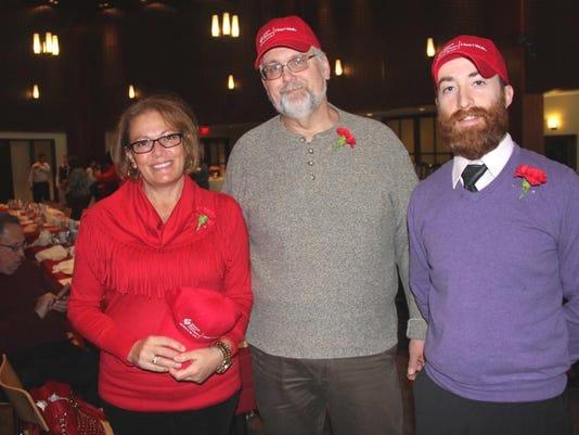 Heart Walk Honorees Belling Humenick Sexton 2014.jpg