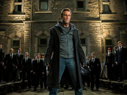 Film Review I Frankenstein