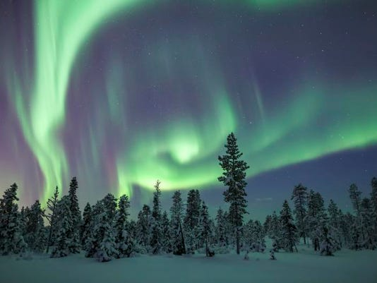 position in sunspot cycle boosts opportunity to observe the aurora
