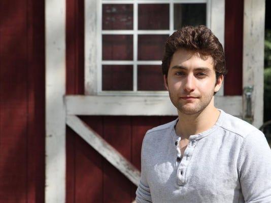 Photo Page: Rising Opera Star: Josh Page, Montebello