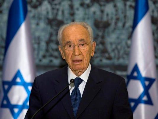 Mideast Israel Obit Ariel Sharon