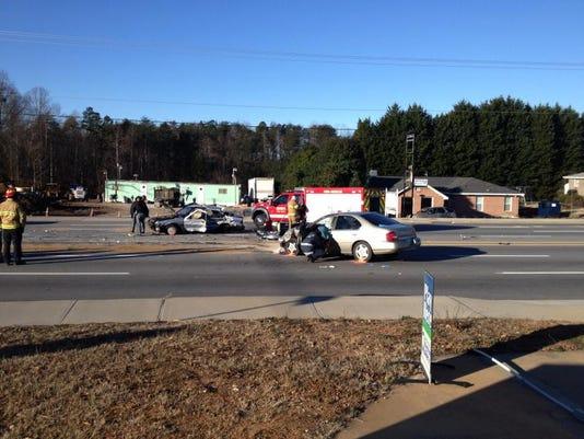 White Horse Road fatal collision.JPG