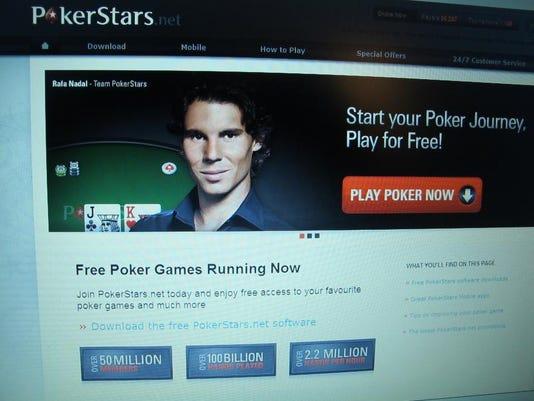 PokerStars-Atlantic C_ball