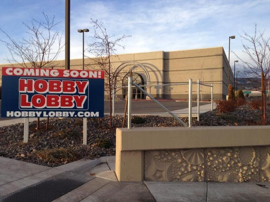 Hobby Lobby Coming To Empty Jc Penney Home Store In Reno