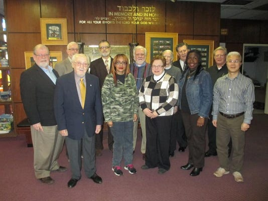 47th Annual Brotherhood & Sisterhood Service clergy002.011514.jpg
