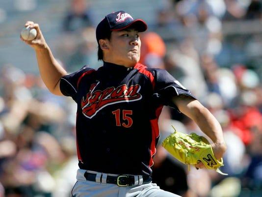 -Yankees Tanaka Baseball.JPEG-0f201.jpg_20140122.jpg