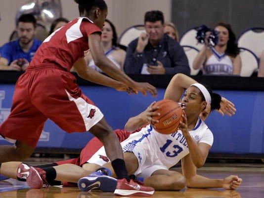 Arkansas Kentucky Basketball