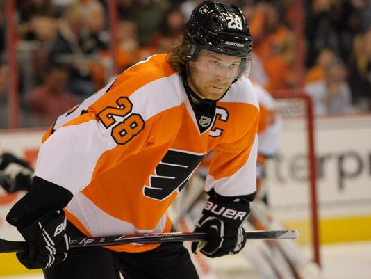 Claude Giroux photo