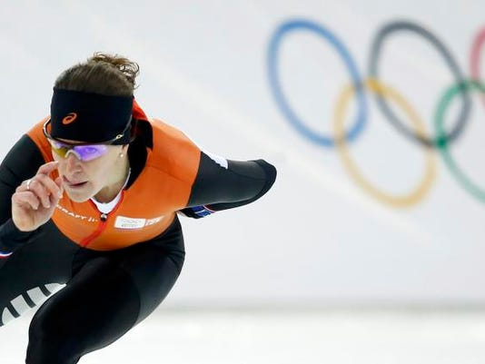 OLYMPICS-SPEEDSKATING_