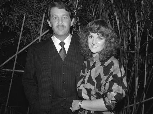 Obit-Patty Hearst Husband