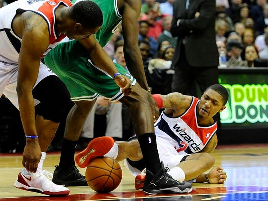 Bradley Beal action shot