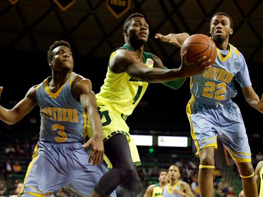 Southern University Baylor Basketball
