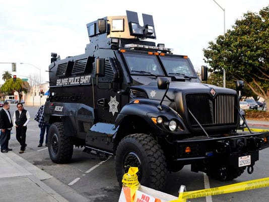 SNA1219 armored vehicle
