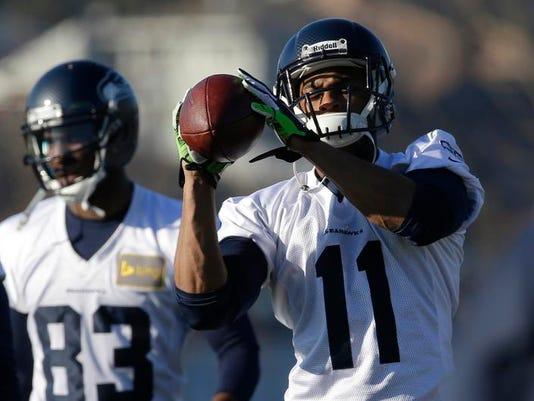Super Bowl Harvins Back Football