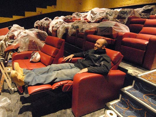 Imax Theater To Open Feb 12 In Sparks