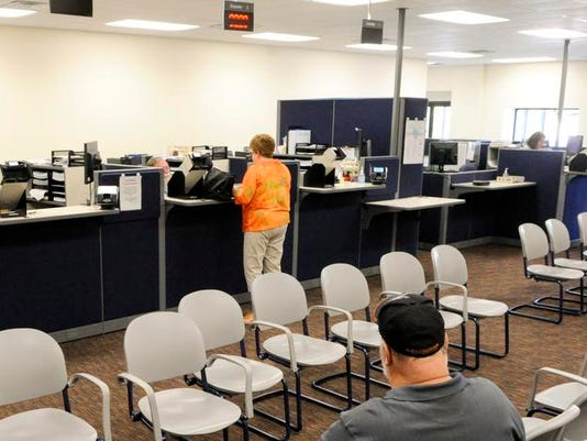 Bad checks could lock you out of services at DMV