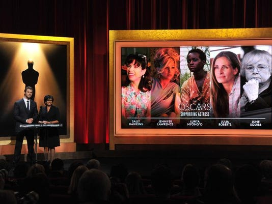 86th Academy Awards Nomination Announcement