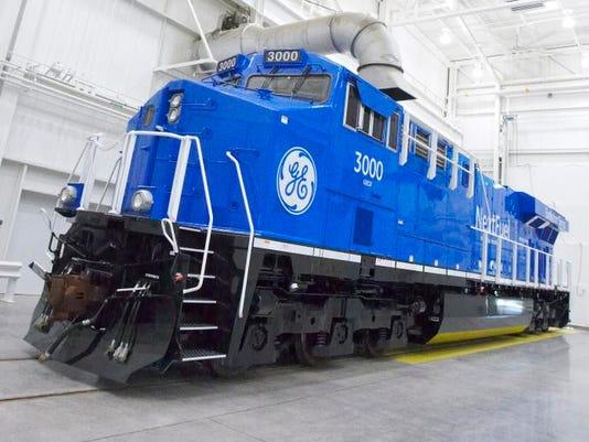 Natural Gas Locomotives (2)