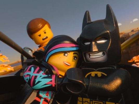 Film Review The Lego Movie (2)