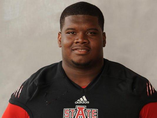 Arkansas St-Player Killed Football
