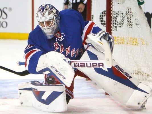 Stars Rangers Hockey
