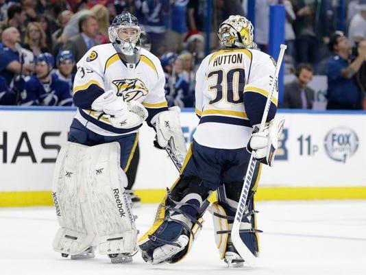 Predators Lightning Hockey