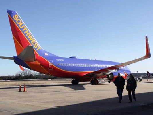 Southwest Airlines Wrong Airport