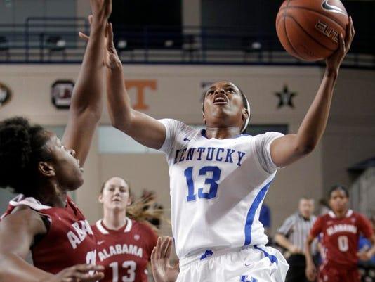 Alabama Kentucky Basketball (4)