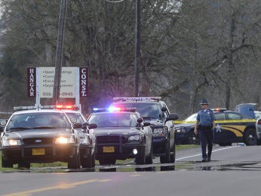 SAL1228-YE Crime violent SILVERTON SHOOTING