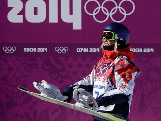 Sochi Olympics Snowboard Women