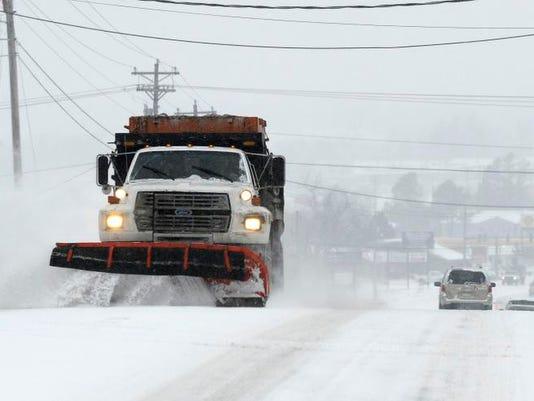 1 Snow routes