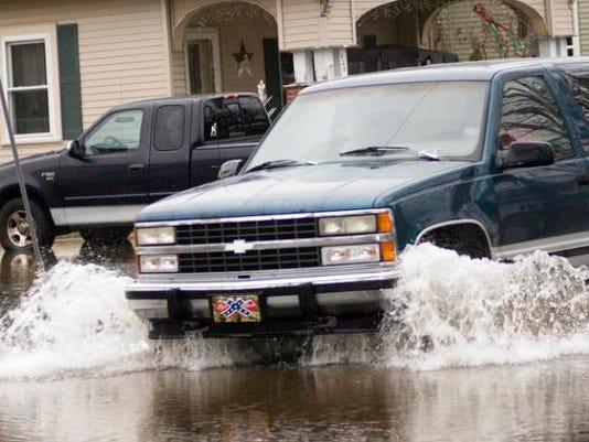 Indiana Flooding