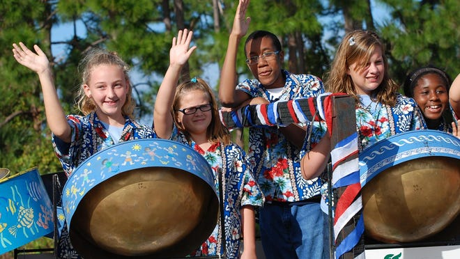 Steel drums show: Ash Reeder will play the steel drums at 11 a.m. July 11 at Palm Bay Public Library, 1520 Port Malabar Blvd. N.E., Palm Bay. 952-4519.