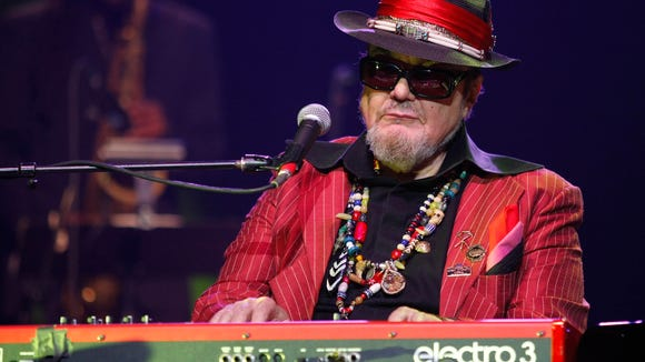 Dr.John will perform at World Cafe Live at the Queen