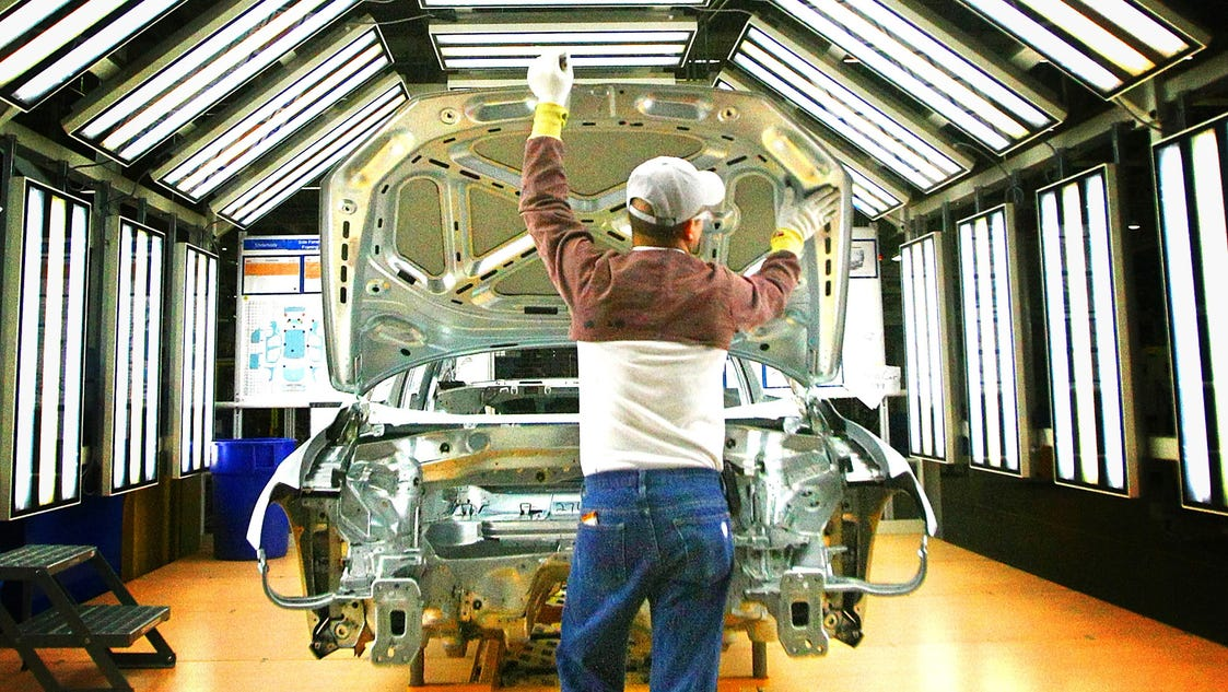 Why Volkswagen agreed to UAW local at its U.S. plant