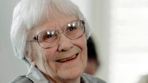 "FILE - In this Aug. 20, 2007, file photo, author Harper Lee smiles during a ceremony honoring the four new members of the Alabama Academy of Honor at the Capitol in Montgomery, Ala. A group in the south Alabama city of Monroeville hopes to develop new attractions and draw more tourists to the hometown of the late ""To Kill a Mockingbird"" author."