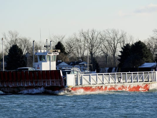 Ferry service sails into choppy waters