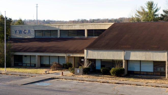 The YWCA Oak Ridge location.