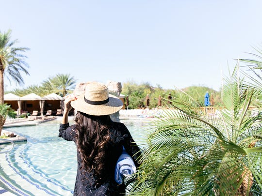 The pool at Pointe Hilton Tapatio Cliffs.