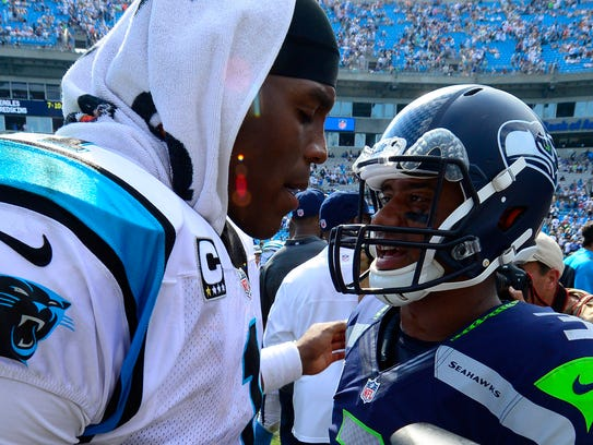 Is Cam Newton vs. Russell Wilson the next great QB